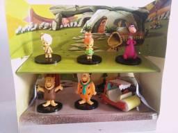 Coleção Miniatura Os  Flintstones Frete Grátis !!!