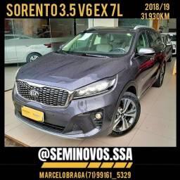 Sorento 3.5 V6 EX 7L - 2018/19