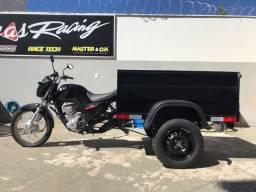Triciclo de carga 0km