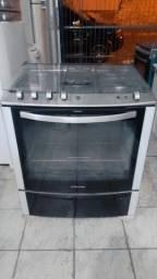 Título do anúncio: Vendo esse fogão Electrolux funcionando as bocas é forno não é elétrico!