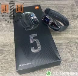 Xiaomi Mi Band 5 Original novo lacrado / somos loja
