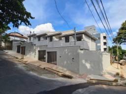Casa Geminada Duplex Nova de esquina - BH - B. Itapoã - 3 qts (1 Suíte) - 2 Vagas