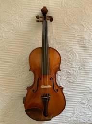 violino do luthier Claudio Bençal