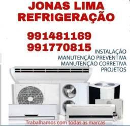 Título do anúncio: Refrigeração Jonas Lima