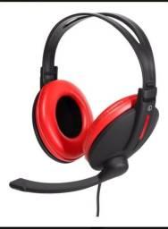 Fone headset Gamer Brigt