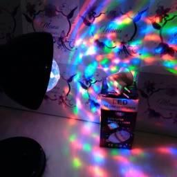 Título do anúncio: Lâmpada colorida