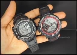 Combo 2 relógios Originais X-Sport/Sport Watch