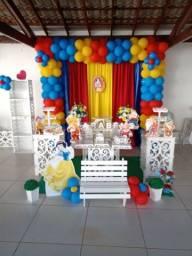 Título do anúncio: Aluguel e Decoração de festas infantis