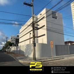 (OPORTUNIDADE) Apartamento com 2 dormitórios à venda, 67 m² por R$ 225.000 - Estados - Joã
