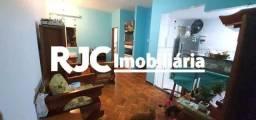 Apartamento à venda com 2 dormitórios em Grajaú, Rio de janeiro cod:MBAP25248