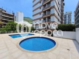 Apartamento à venda com 4 dormitórios em Tijuca, Rio de janeiro cod:SP4AP50393