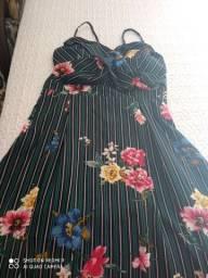 Vendo vestido longo M