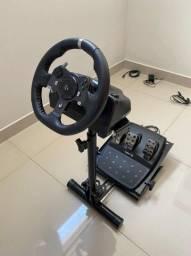 Volante Logitech G920 Com Cockpit