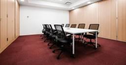 Carpete para escritórios e salas comerciais