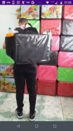 Bag 40 cm pizza família $170