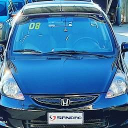 HONDA FIT 2008/2008 1.4 LX 8V FLEX 4P MANUAL