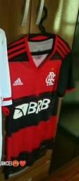 Camisa do Flamengo (tamanho M) grande