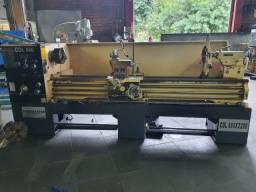 Torno TimeMaster CDL 660 - Torno Mecânico - Usinagem - Torno Romi - Torno Nardini