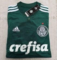 Título do anúncio: Camisa Palmeiras Adidas I 2018 Tailandesa 1.1