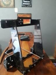 Estrutura  impressora 3d
