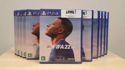 Título do anúncio: FIFA 22 para PS4 Lacrado em Português