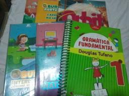 06 Livros Buriti 1º Ano