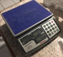 Balança Comercial Digital Urano Us Pop-s 20kg 110v/220v Pret