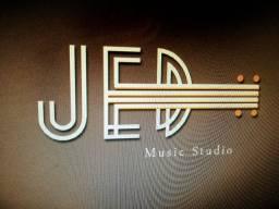 Produção de música online
