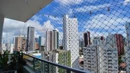 Li - Apartamento na Rua Ernesto de Paula || 3 quartos || Boa Viagem