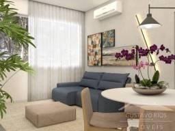 Apartamento 2 quartos com garagem Copacabana