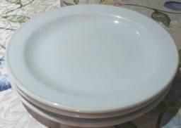 pratos pão porcelana schmidt