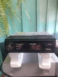 Rádio mp3 cd pra 220...philco...