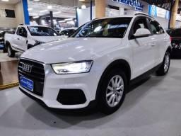 Audi Q3 1.4 TFSI Branca 2016 (Automático + Couro)