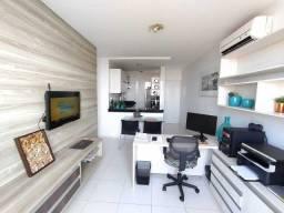 Apartamento De 60m² Projetado Decorado- 2 Vagas MKT70081