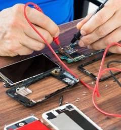 Manutenção em celular