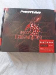 Placa de vídeo Gamer Red Dragon