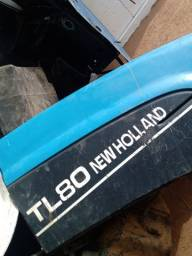 Título do anúncio: New Holland TL peças