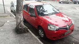 Título do anúncio: Renout Clio vermelho