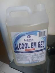 Galão Álcool em gel
