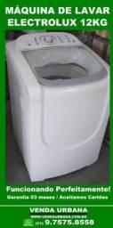 Máquina de Lavar Roupas Electrolux 12kg Funcionando Perfeitamente