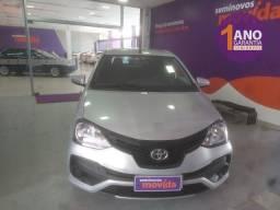 Título do anúncio: Toyota Etios X 1.3 (Aut) (Flex)