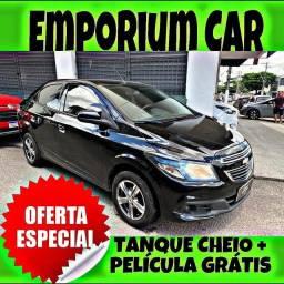 Título do anúncio: OFERTA RELÂMPAGO!!! PRISMA 1.4 LT AUTOMÁTICO ANO 2014