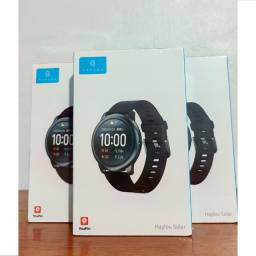 Relógio Haylou LS05 (Xiaomi) - Novos/Lacrados + Entrega Grátis
