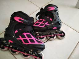 Vendo patins online feminino