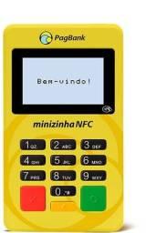 Minizinha NFC do PagSeguro