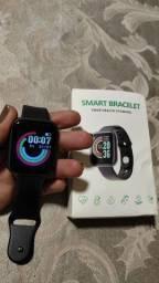 Relógio inteligente bluetooth Y68
