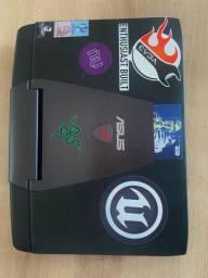 Notebook Gamer Asus G751J (top demais!)