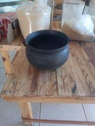 Antiga panela de de 7 litros
