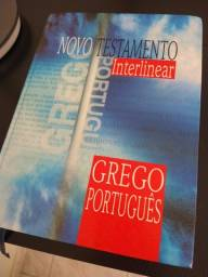 Novo Testamento Interlinear (Grego-Português)