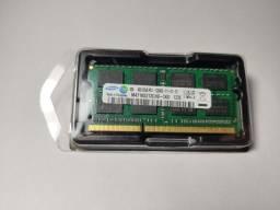 Memória RAM Samsung 4GB DDR3 notebook